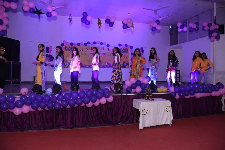 Motilal Nehru Public School-Annual Day