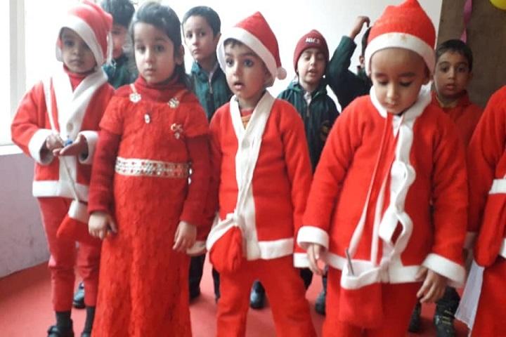 Motilal Nehru Public School-Christmas