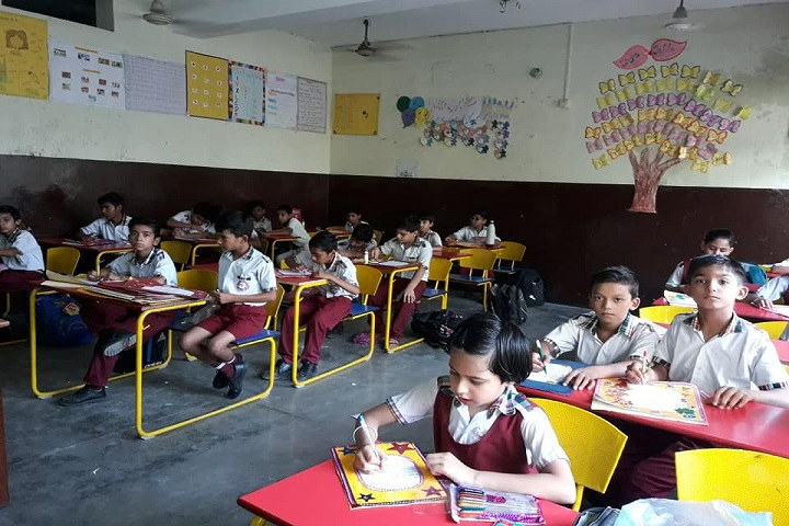Motilal Nehru Public School-Class