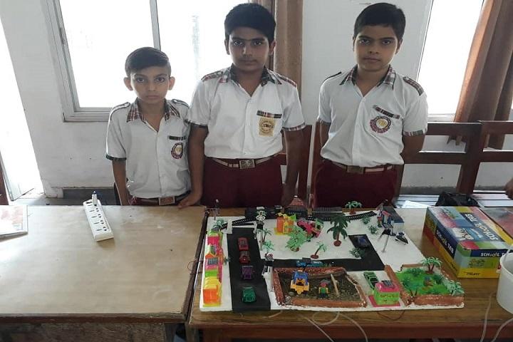 Motilal Nehru Public School-Exhibition