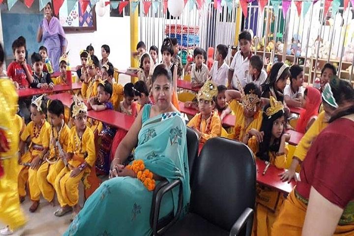 Motilal Nehru Public School-Festivals