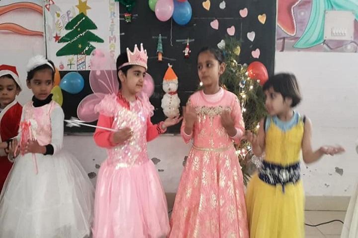 Motilal Nehru Public School-Kids