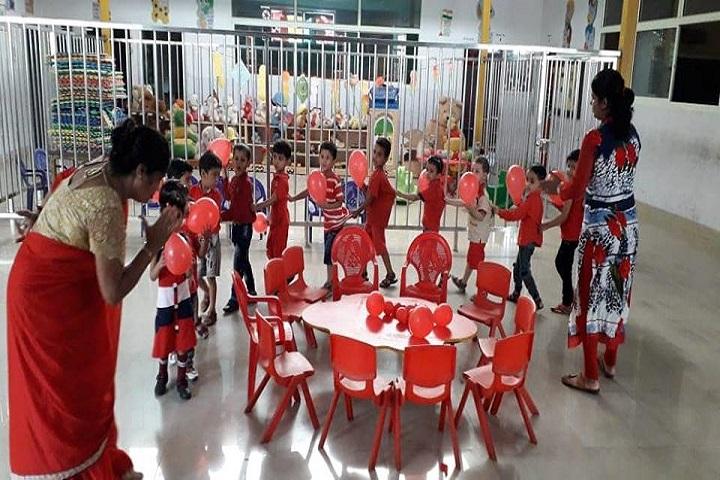 Motilal Nehru Public School-Red Day
