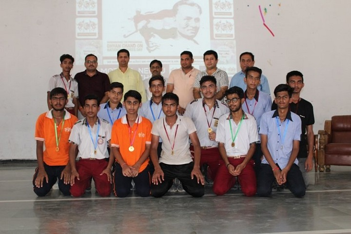 Motilal Nehru Public School-Sports Meet