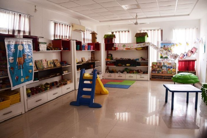 Mount Litera Zee School-Kids Room