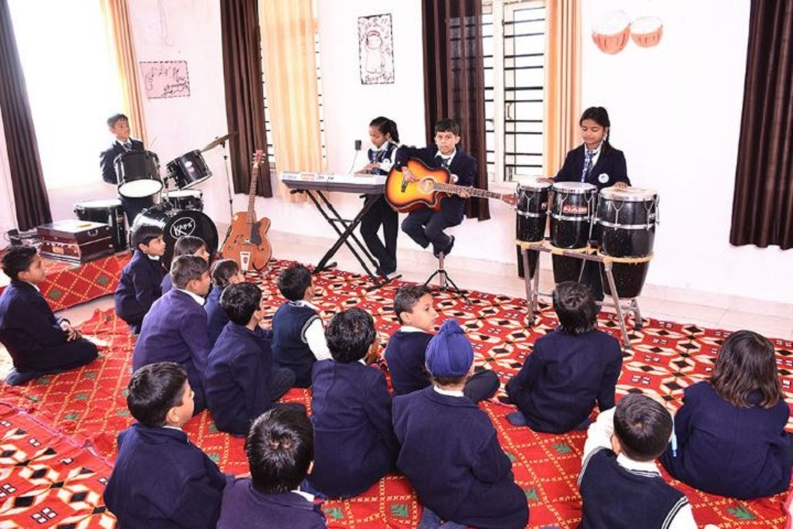 Mount Litera Zee School-Music Room