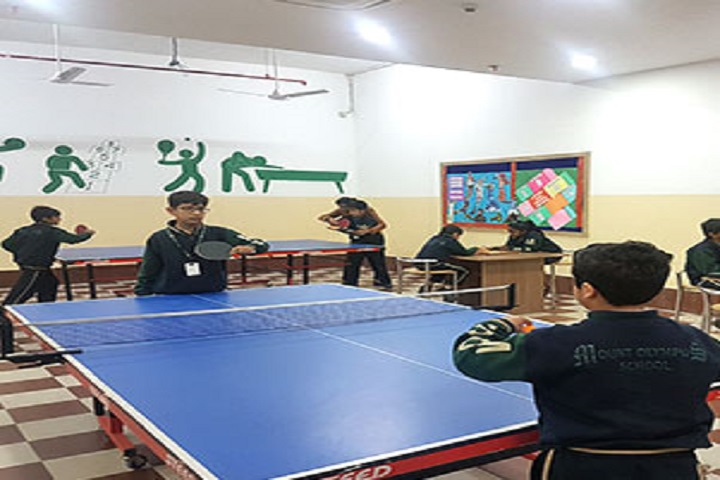 Mount Olympus School-Games