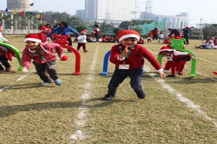 Mount Olympus School-Indoor Games