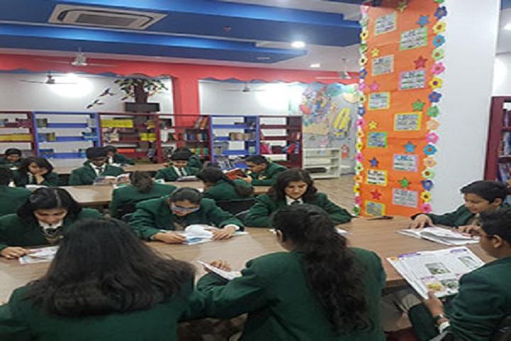 Mount Olympus School-Library