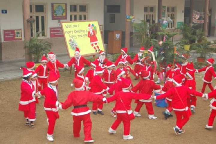 Mukand Lal Public School-Christmas Celebrations