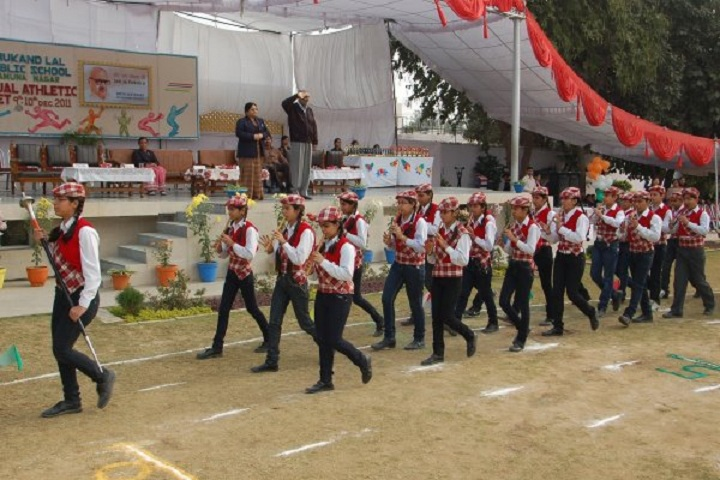 Mukand Lal Public School-Sports Day
