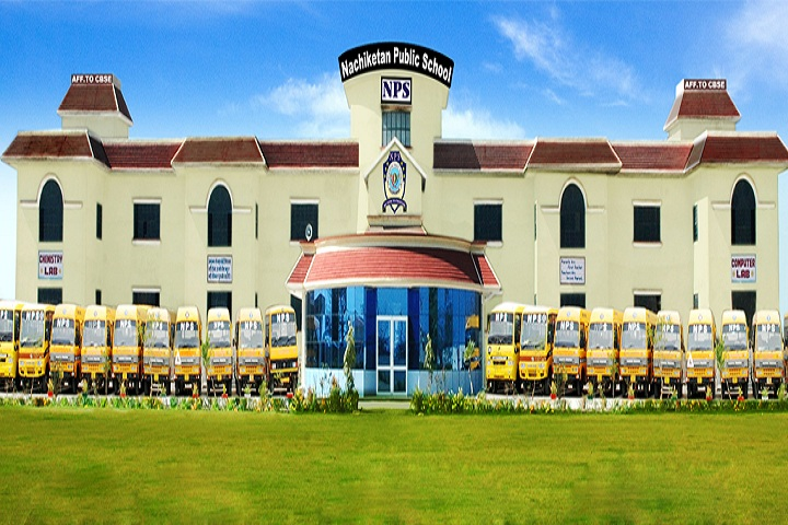 Nachiketan Public School-School Campus