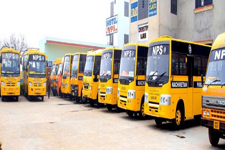Nachiketan Public School-Transport Facility