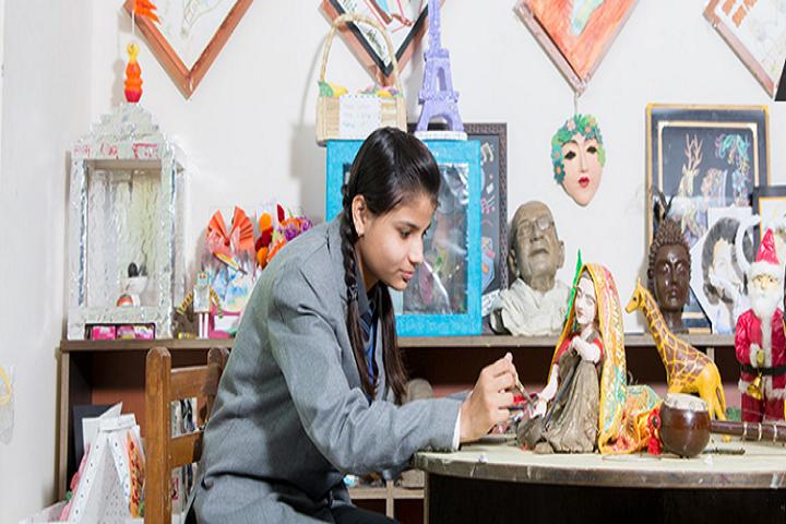 Nalanda International School-Art And Craft Room