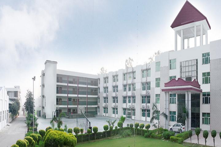 Nalanda International School-Campus