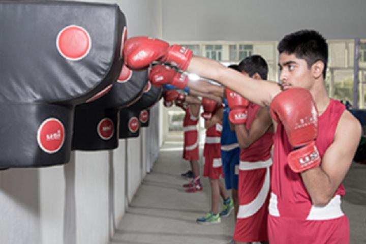 Nalanda International School-Sports