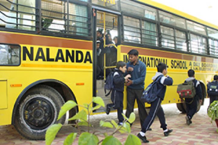 Nalanda International School-Transport