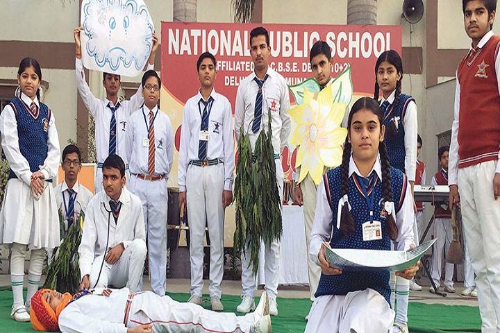 National Public School-Drama