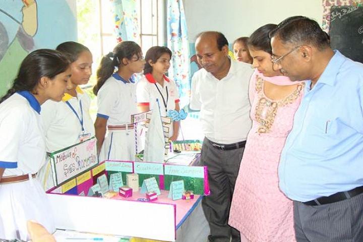 National Public School-Science Exhibition