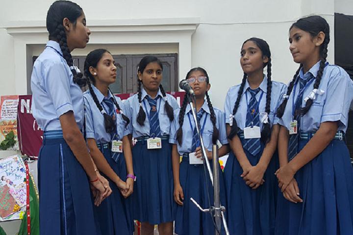National Public School-Singing