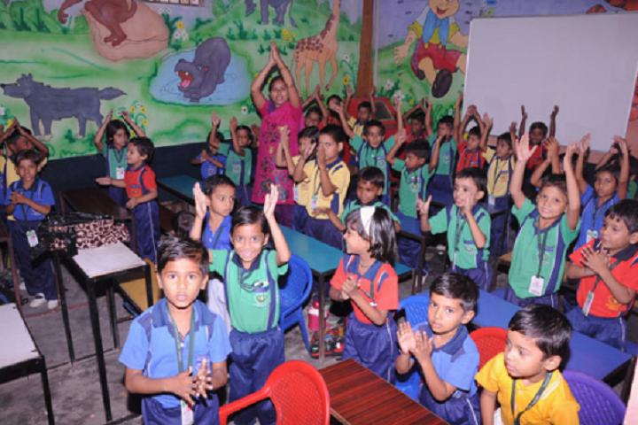 Navodya Vidya Niketan Senior Secondary School-Class Activity