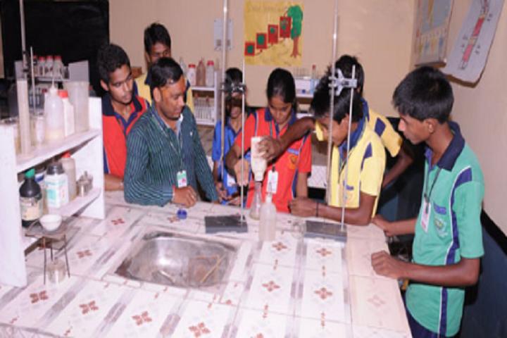 Navodya Vidya Niketan Senior Secondary School-Lab