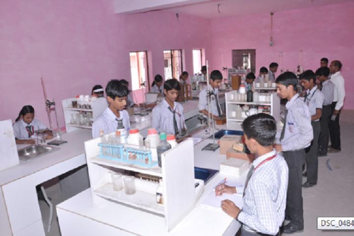 Navodya Vidya Niketan Senior Secondary School-Science Lab