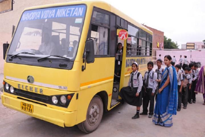 Navodya Vidya Niketan Senior Secondary School-Transport