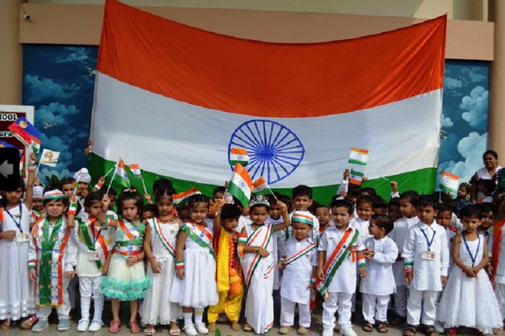 New Happy Public School-Independence Day Celebration