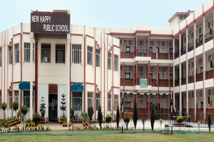 New Happy Public School Bilaspur-Campus