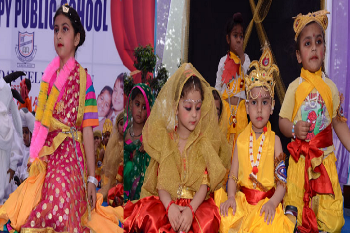 New Happy Public School Bilaspur-Fancy Dress
