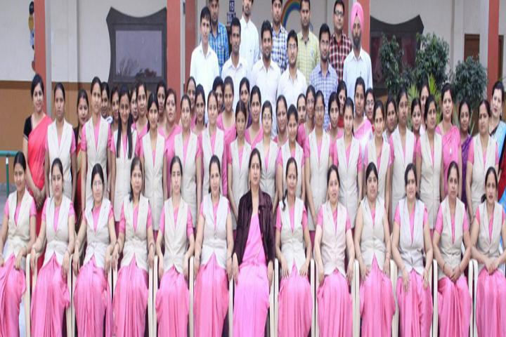 New Happy Public School Bilaspur-Group Photo