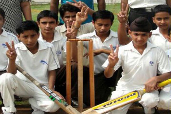 New Happy Public School Bilaspur-Sports