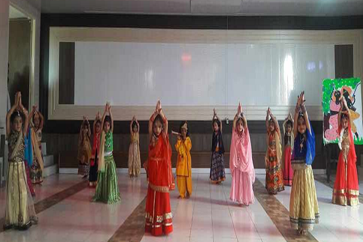 New India Public School-Dance
