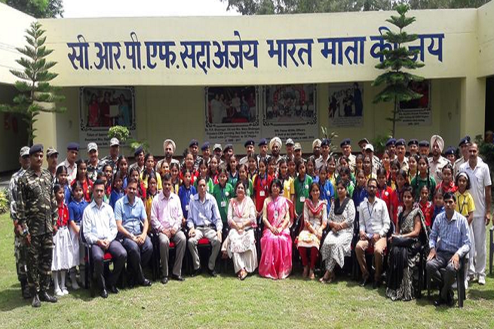New India Public School-Group Photo