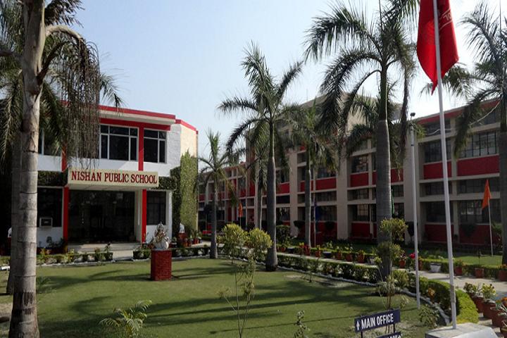 Nishan Public School-Campus