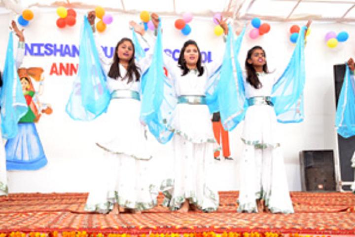 Nishan Public School-Dance