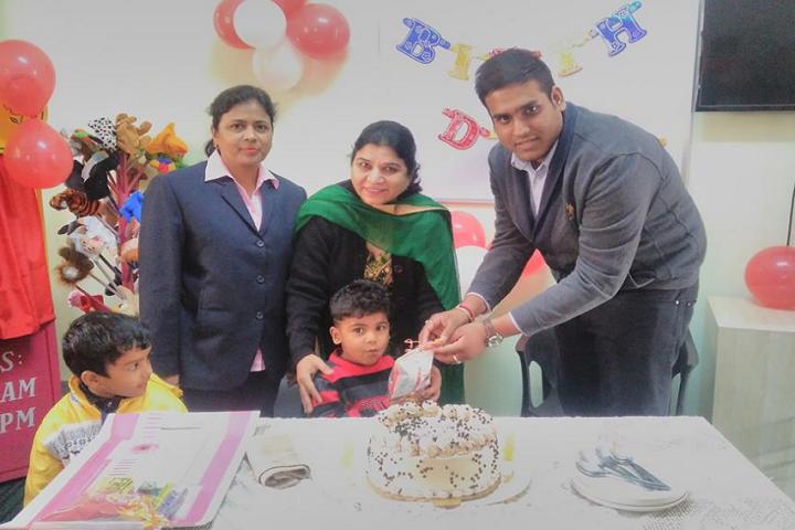 OPS International School-Birthday Celebrations