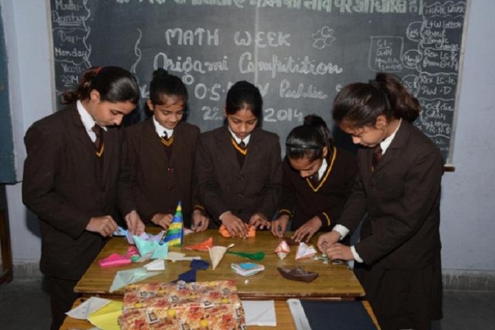 OS DAV Public School-Activity