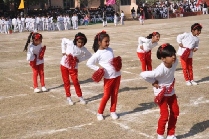 OS DAV Public School-Dance