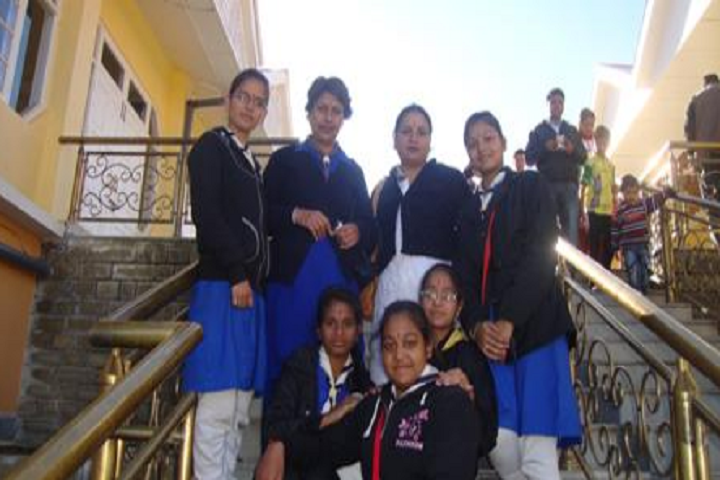 OS DAV Public School-Scouts And Guides