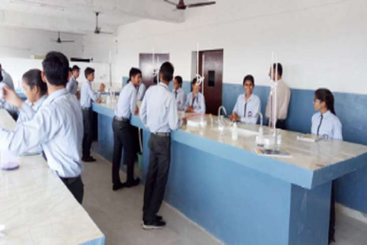 Oasis International School-Chemistry Lab
