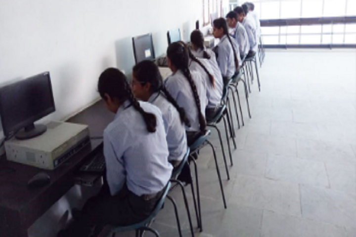 Oasis International School-Computer Lab