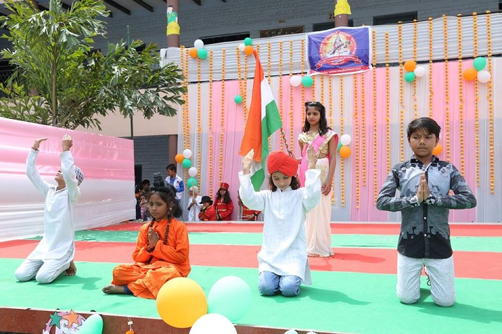 Om Shanti Shiksha Sadan Senior Secondary School-Independence Day Celebrations