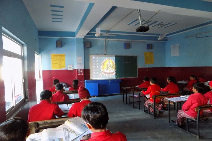 Om Shanti Shiksha Sadan Senior Secondary School-Smart Classroom