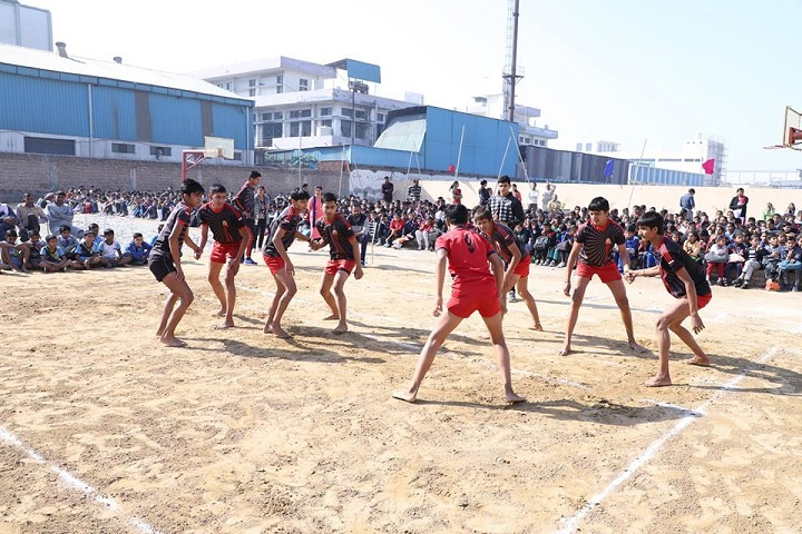 Om Shanti Shiksha Sadan Senior Secondary School-Sports Activity