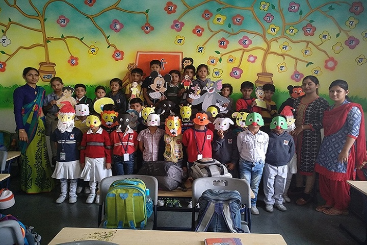 Opy World School-Cartoon Day Celebrations