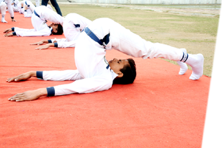 Oxford Public School-Yoga Day Celebration