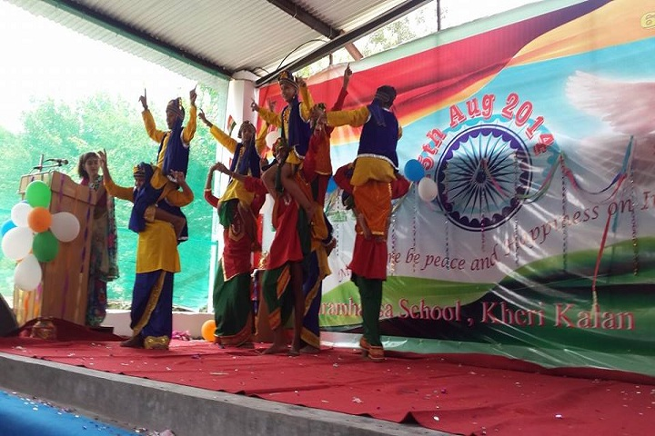 Paramhansa Senior Secondary School-Dance Performance