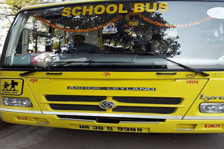 Paramhansa Senior Secondary School-Transportation
